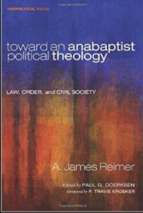 toward and anabaptist political