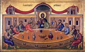 last-supper-icon