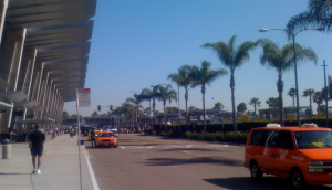 SD airport