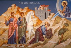 Paul to Damascas