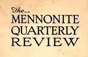 Origins of Mennonite Mission in Northwestern Ontario